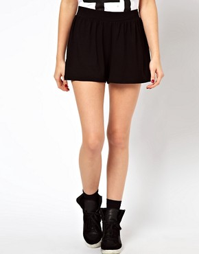 Image 4 ofASOS Culotte Shorts