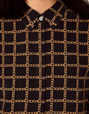 Image 3 ofEquipment Chain Link Shirt