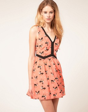 Bild 1 von Max C  Kleid mit Bambi-Motiven