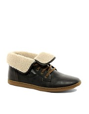 ALDO Aukerman Shearling Trainers