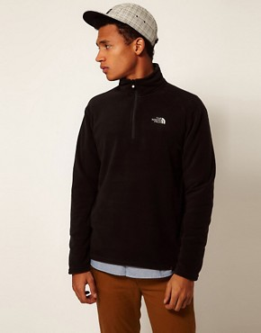 Image 1 ofThe North Face 100 1/4 Zip Fleece