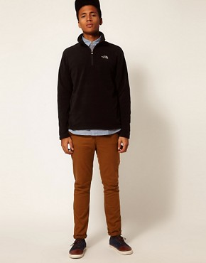 Image 4 ofThe North Face 100 1/4 Zip Fleece