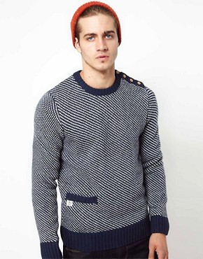Image 1 ofJack &amp; Jones Rior Jumper
