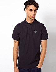 Barbour Polo with Shield Logo