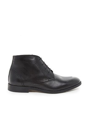 Image 4 ofASOS Chukka Boots in Leather