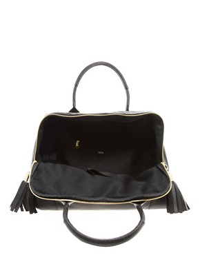 Image 2 ofASOS Tassel Bowler Bag