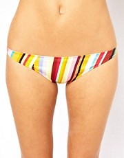 Paul Smith Swirl Print Classic Bikini Bottom