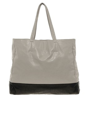Image 1 ofASOS Colour Block Shopper