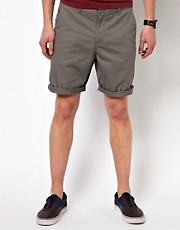 Volcom Shorts Chino Short Frozen Art
