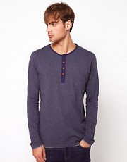 Selected Ellis Long Sleeve Top