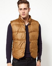Diesel Warwick Padded Gilet