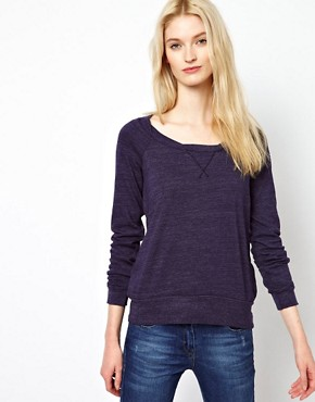 Image 1 of Splendid Lightweight Sweat Top