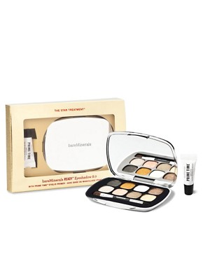 Image 1 ofbareMinerals Limited Edition The Star Treatment Eyeshadow Set SAVE 73%