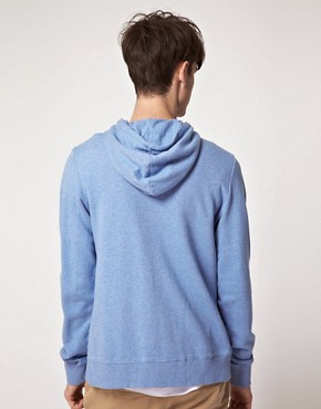 Image 2 ofRevolution Zip Through Hooded Sweatshirt