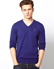 J Lindeberg Jumper With V Neck
