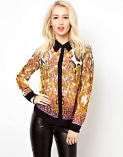 Beloved Taylor Printed Shirt