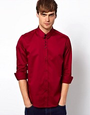 Guide London Shirt Contrast Panel
