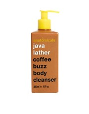Anatomicals Java Lather - Coffee Body Cleanser 300ml