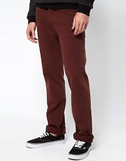 7 For All Mankind Minimal Slimmy Trousers