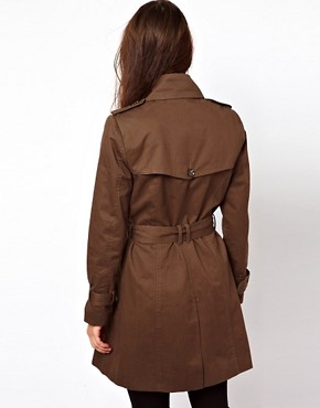 Image 2 ofPOP Cph Classic Trench Coat
