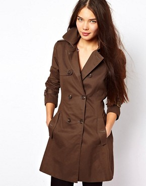 Image 1 ofPOP Cph Classic Trench Coat