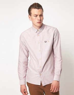 Image 1 ofFred Perry Oxford Shirt