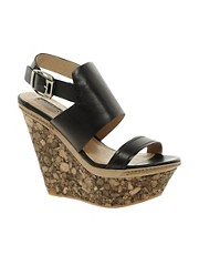 Modern Vintage Leather Valeree Wedge Sandal