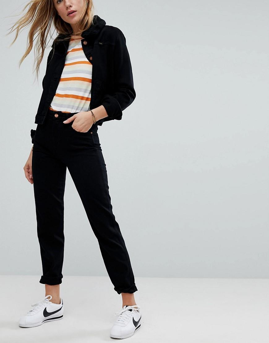 Wrangler Retro Slim Jean - Black