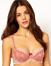 Elle Macpherson Intimates Evening Luau D-G Underwire Bra