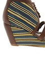 Image 3 of80%20 Erie Wedge Open Toe Heeled Sandal