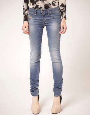 Image 1 ofDiesel Livier Powder Jean
