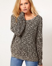 ASOS Studded Jumper