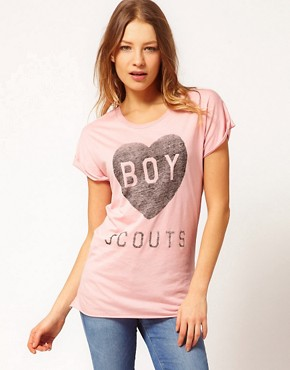 Image 1 ofZoe Karssen Boy Scouts T-Shirt