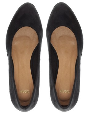 Image 3 ofASOS VERA Pointed Flatform Shoes