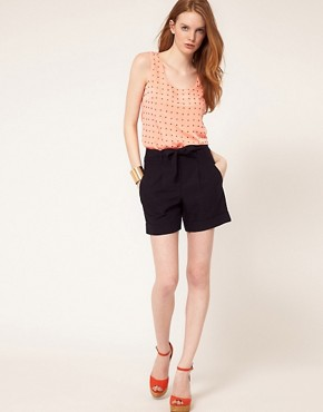 Image 1 ofOasis Belted Short