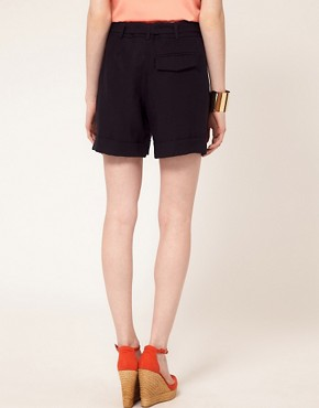 Image 2 ofOasis Belted Short