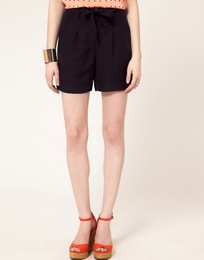 Image 4 ofOasis Belted Short