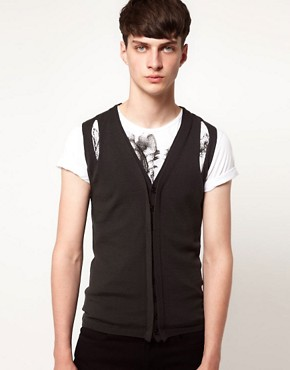 Image 1 ofUnconditional Cardigan Vest