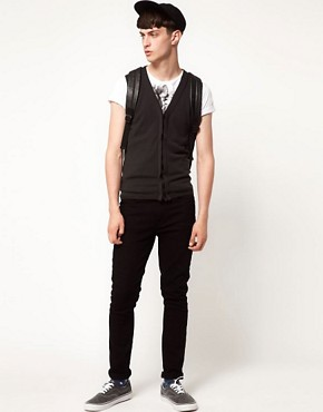 Image 4 ofUnconditional Cardigan Vest