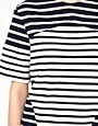 Image 3 ofMarkus Lupfer Stripe Contrast Tee