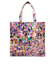 Ted Baker Kaleidoscope Print Ikon Shopper