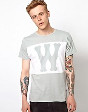 WESC T-Shirt Franchise W Logo