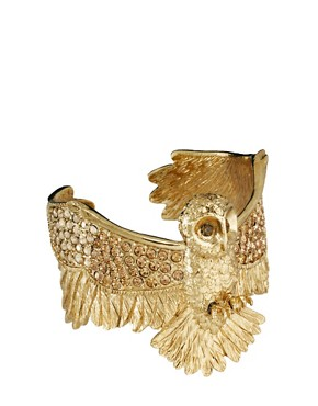 Image 1 ofWildfox Owl Bracelet