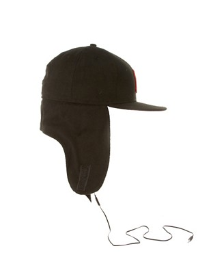 Image 4 ofNew Era Headphone Dogear NY Cap