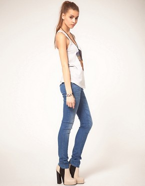 Image 4 ofDiesel Livy Skinny Jean