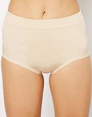 Maidenform Shiny Control It! Brief