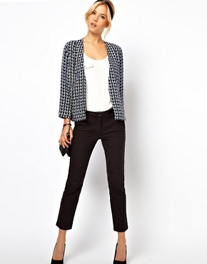 Image 4 of ASOS Blazer In Boat Print