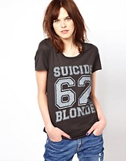 Zoe Karssen Suicide Blonde T-Shirt