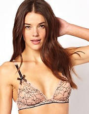Stella McCartney Lara Stripping Demi Wire Bra