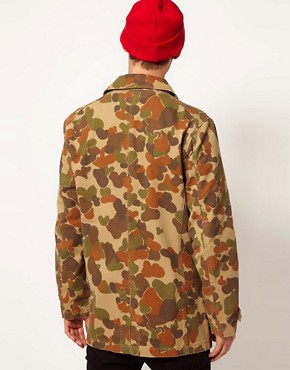 Image 2 ofASOS Mac With Camo Print